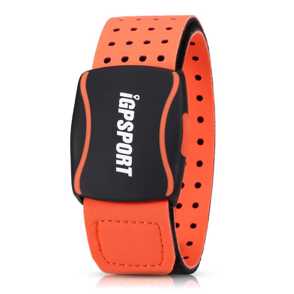 Bracelet de sport capteur sensible à la fréquence cardiaque bras sangle coeur Rater moniteur intelligent en cours d'exécution sport Fitness Tracker bande de fréquence cardiaque - 3