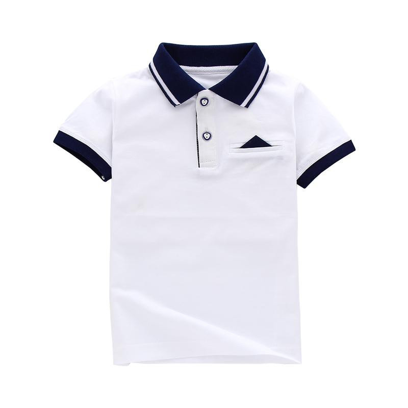 2019 Summer Baby Boy T Shirts Short Sleeve Lapel Polo Shirt 2-3-4-5-6-7 Years Boys Tee Childrens Clothes New Kids Tshirt Garcon2019 Summer Baby Boy T Shirts Short Sleeve Lapel Polo Shirt 2-3-4-5-6-7 Years Boys Tee Childrens Clothes New Kids Tshirt Garcon
