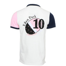 2019 Eden Park Mannen Polo Korte mouw Polo Kleding Camisa Masculina franse  Merk ontwerp ropa deportiva Casual Hombre camisas de . 309ebde335374