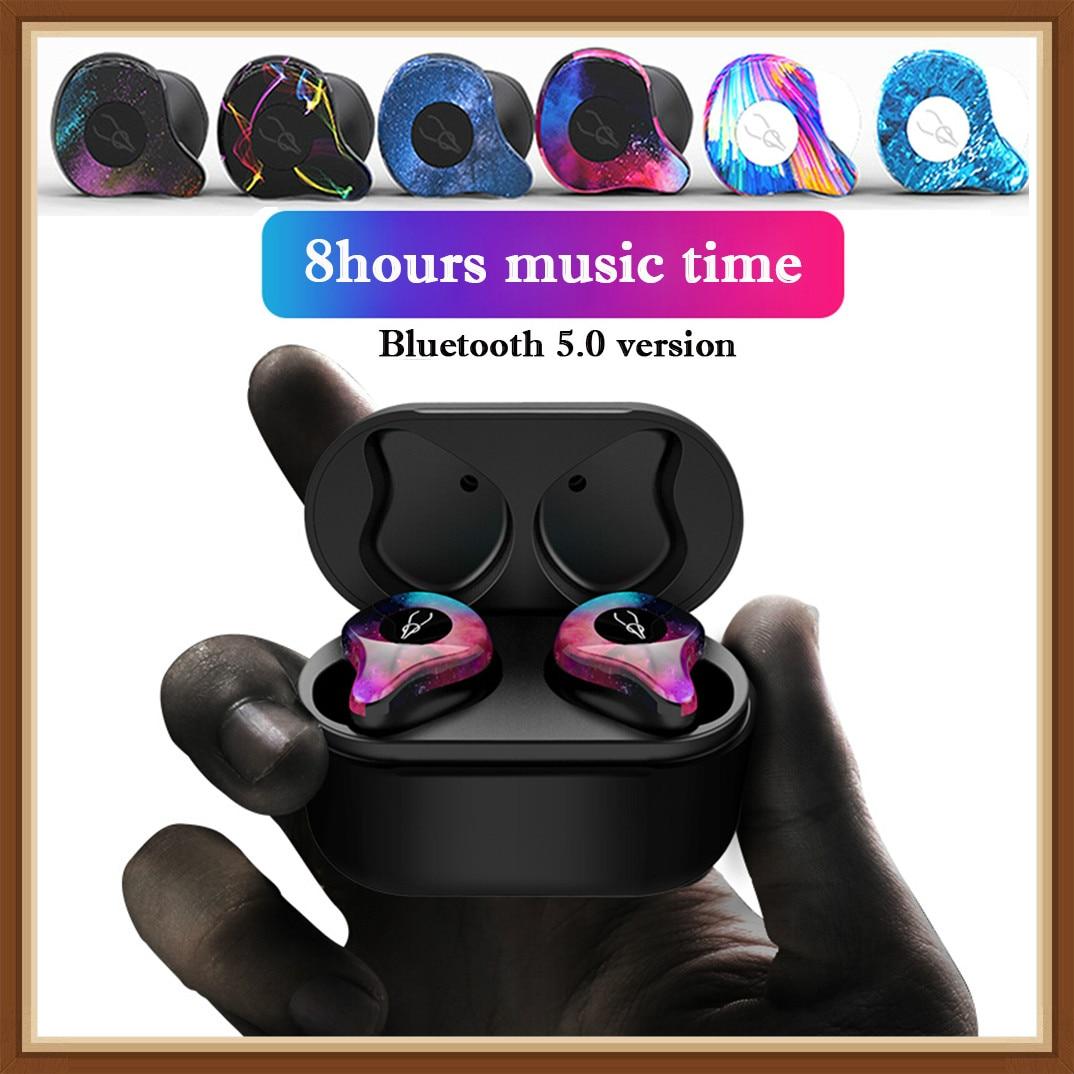 Sabbat X12 Pro Wireless Earphones 5 0 Ear buds Bluetooth Sport Hifi Headphones Hands free Earbud