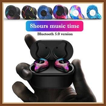 Sabbat X12 Pro Wireless Earphones 5.0 Ear buds Bluetooth Sport Hifi Headphones Hands-free Earbud Waterproof  for Samsung Phone