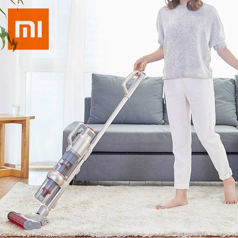 new original xiaomi jimmy jv71 vertical multi function handheld vacuum cleaner wireless 18kpa. Black Bedroom Furniture Sets. Home Design Ideas