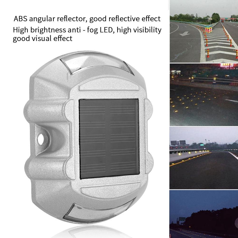 Roadway Safety Back To Search Resultssecurity & Protection Alert 12-24v Casting Aluminum Road Stud Light Outdoor Solar Powered Lamp For Pathway Road Stud Light