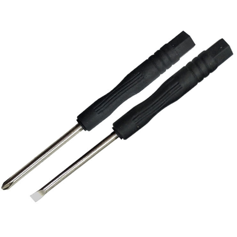 Cross-Phillips Repair-Tool Flat-Screwdriver Mobilephone Micro Mini for PC 50pcs/Lot title=