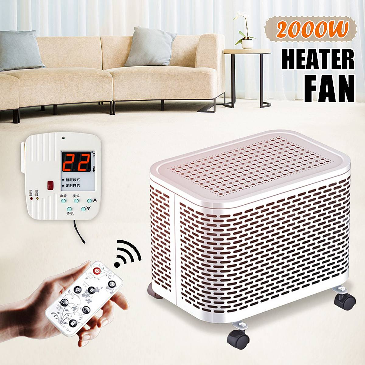 Stufa elettrica portatile regolabile handy heater cerca for Handy heater stufa