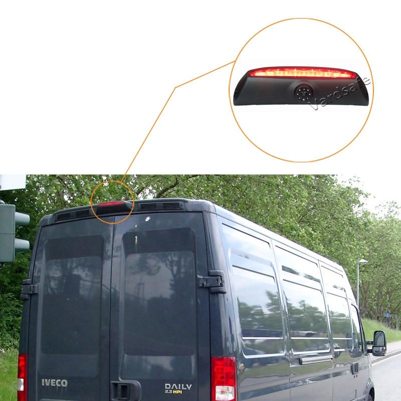 Vardsafe VS507 | Brake Light Parking Rear View Reverse Camera for Iveco Daily Van (2006-2013)Vardsafe VS507 | Brake Light Parking Rear View Reverse Camera for Iveco Daily Van (2006-2013)
