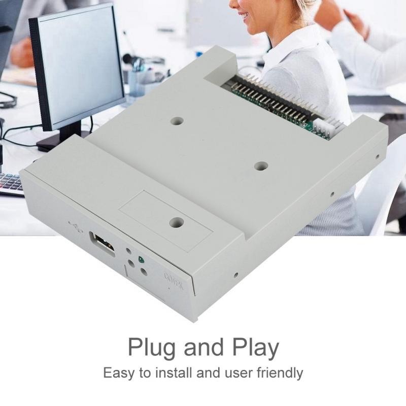 SFR1M44-U 3.5in 1.44MB USB SSD Floppy Drive Emulator Plug And Play