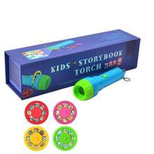 Mideer мини-Проекционный фонарик, обучающий фонарик, игрушки для детей, развивающие игры, спящие истории, для выступлений, игрушки, подарок для детей