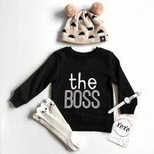 Baby Boys Girls Boy Sweatshirt Clothes 0-5Y