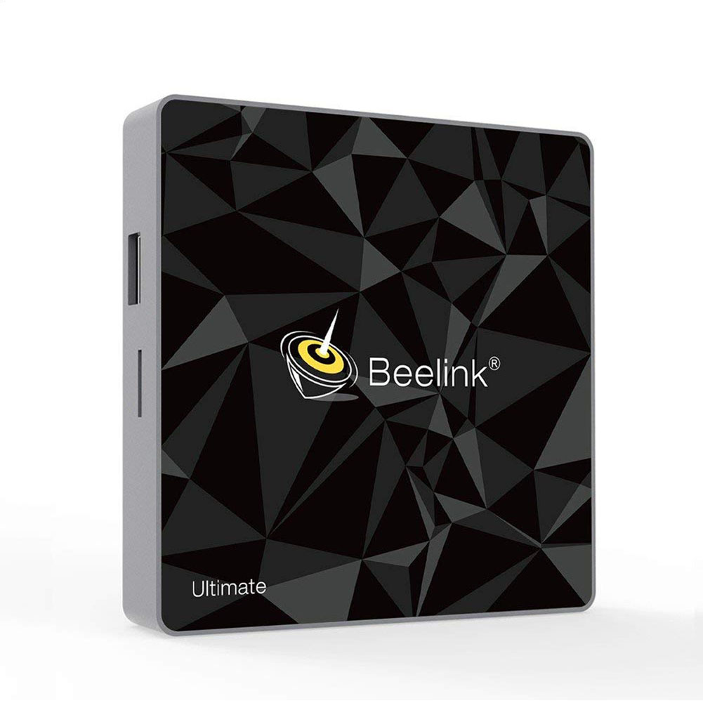 Beelink GT1 Ultimate Android 7.1 TV Box 64 Bits DDR4 3GB eMMC 32GB with Amlogic S912 1000Mbps LAN/Dual WiFi 2.4G+5.8G/H.264/H.Beelink GT1 Ultimate Android 7.1 TV Box 64 Bits DDR4 3GB eMMC 32GB with Amlogic S912 1000Mbps LAN/Dual WiFi 2.4G+5.8G/H.264/H.