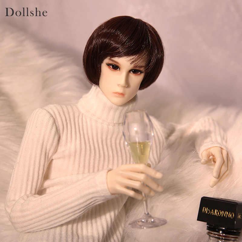 구체관절 인형 Dollshe craft ds grown saint 18 m 44 cm 1/4 bjd sd 인형 수지 모델 소년 소녀를위한 고품질 장난감 생일 xmas be luodoll shop