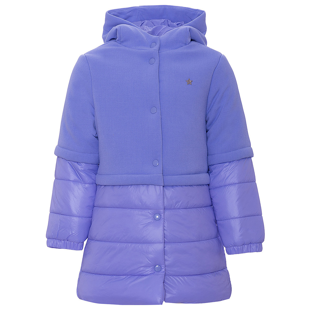 Original Marines Jackets & Coats 9500407 Polyester Girls girl children clothing reima jackets 8665394 for girls polyester winter fur clothes girl