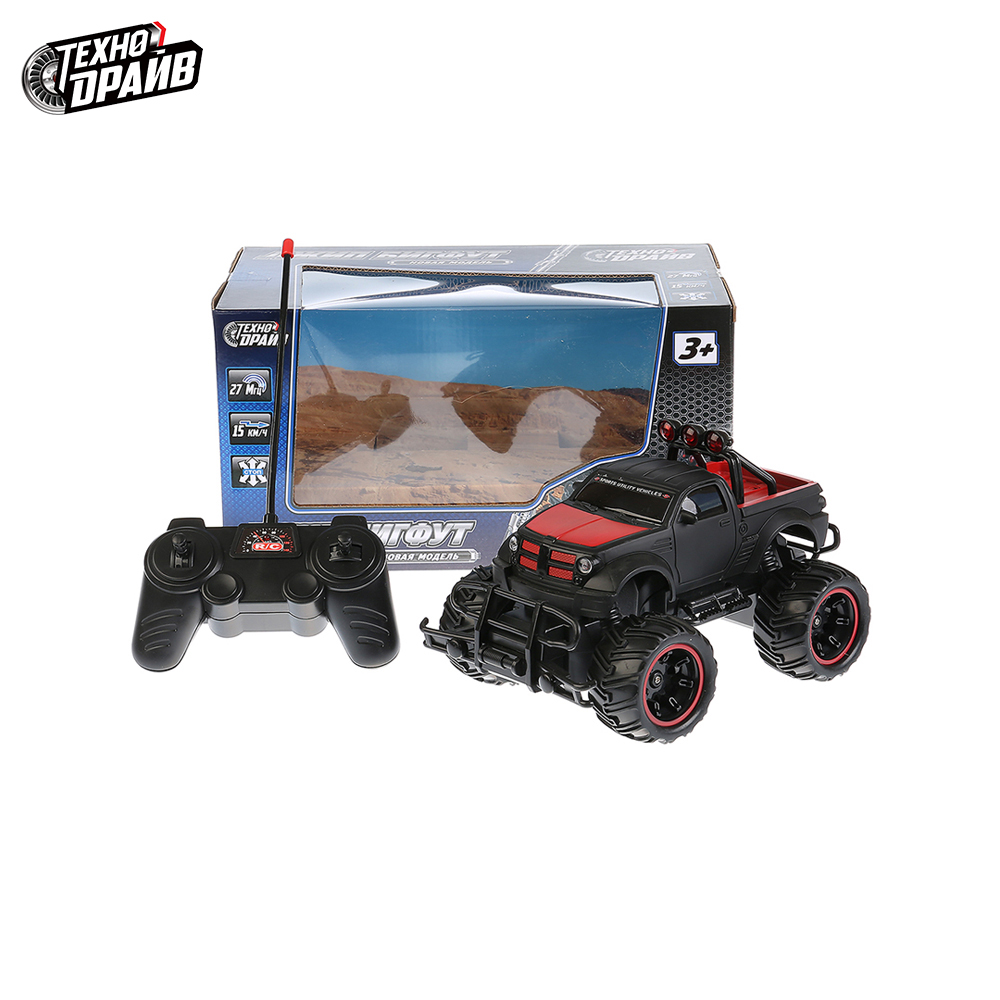 RC Cars TECHNODRIVE 260252 Remote Control Toys radio-controlled toy games children Kids car play K928-H08612-R high speed remote control rc rock crawler car toy 10428 b rc climbing car brushed electric car toy with led light best gift toy