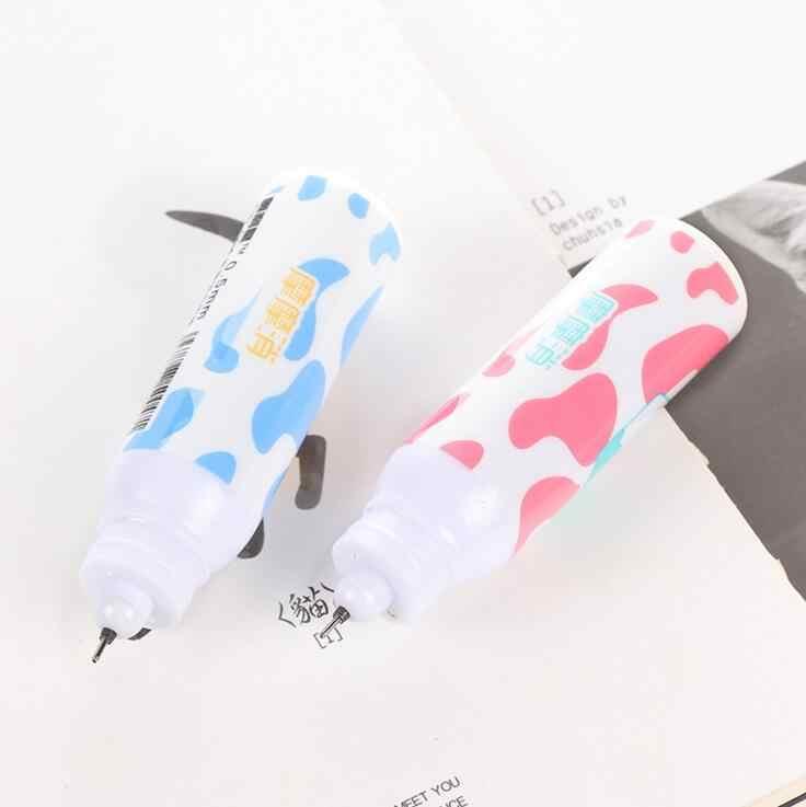 Ellen Brook 1 Stück Koreanische Schreibwaren Niedlichen Baby Flasche Löschbaren Stift Werbung Gel Stift Schule Bürobedarf Kawaii Geschenk
