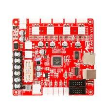 V1.7 плата управления, материнская плата для Anet A8 Diy для самостоятельной сборки 3D настольного принтера комплект