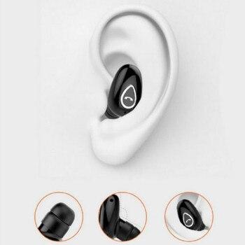 Mini True Wireless In-Ear Stereo Bluetooth 4.1 Earphones Earbuds Headset