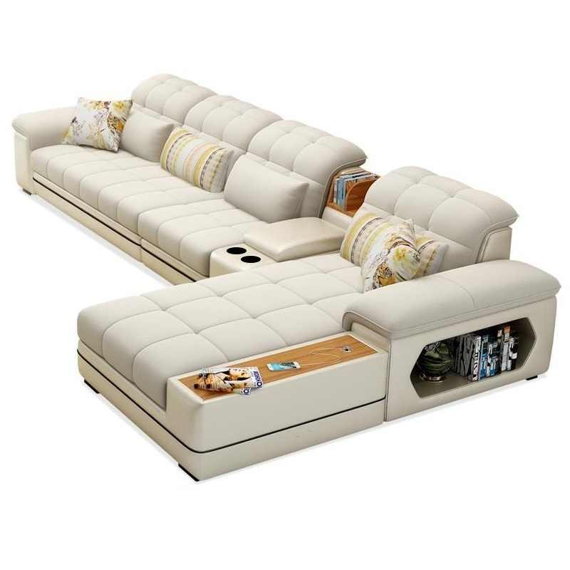 Copridivano Meble Meuble De Maison Couch Puff Mobili Per La Casa Pouf Moderne Mobilya Mueble Set Living Room Furniture Sofa