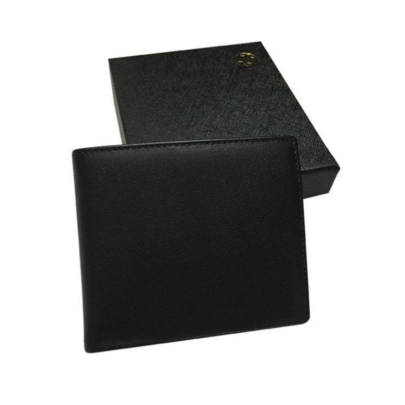 Homme Marque MB Véritable portefeuille en cuir Vêtements À Coudre Tissu En Cuir Véritable