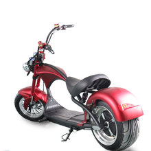 EUR Stock New design 2000w Adult Electric Motorcycle City Coco with 20ah Removable Battey with EEC COC Registered стоимость