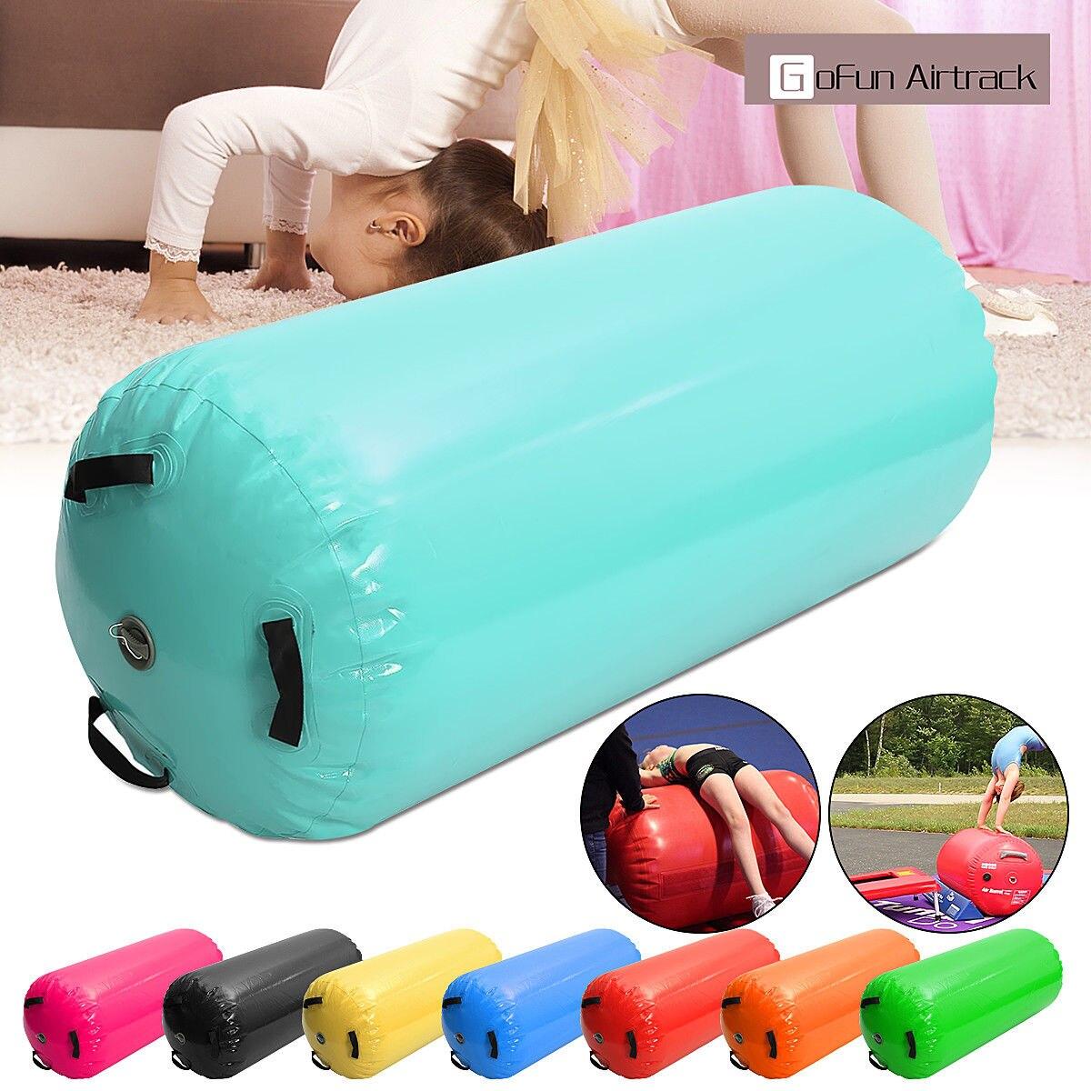 Herramientas de ejercicio de cilindro de gimnasia de 120 cm x 90 cm