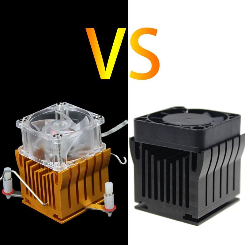 DIY Aluminium Northbridge Heatsink Cooler Motherboard Radiator w/4cm Fan For PC Computer Case South North Bridge Chipset Cooling|fan for pc|fan fanfan for computer - AliExpress