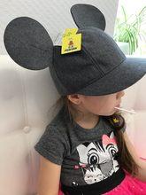 f417e418520c6 Algodón suave verano bebé sombrero de sol niños bebés niñas cubo sombrero  de béisbol de algodón Niño niños Tractor Cap ratón gra.