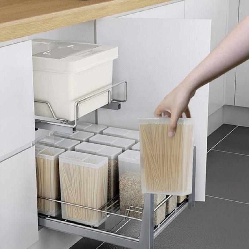 Dish Drainer Accessories Organizer Cucina Stainless Steel Cozinha Cuisine Cocina Kitchen Cabinet Cestas Para Organizar Basket