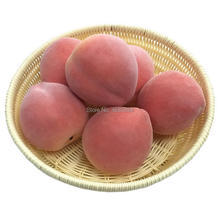 Gresorth 6pcs Artificial Peach Fake Fruit Decoration Lifelike Food Toy Realistic Home Party Decorative Model Props