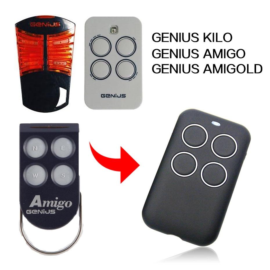 GENIUS KILO AMIGO AMIGOLD remote control universal gate
