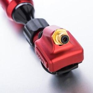 Image 5 - Döner dövme makinesi en iyi Swiss Motor dövme sanatçısı için kordon kartuş kavrama kırmızı