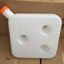 39.5x39.5CM Engineering Plastic Fuel Tank for Webasto Eberspacher Air Diesel Parking Heater