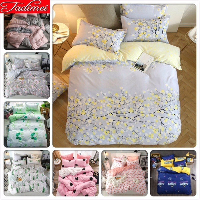 Tree Pattern Duvet Cover Adult Couple Kids Soft Cotton Bedding Set Single Twin Queen King Size Bedspreads Bed Linen Quilt CaseTree Pattern Duvet Cover Adult Couple Kids Soft Cotton Bedding Set Single Twin Queen King Size Bedspreads Bed Linen Quilt Case
