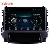 Seicane Android 8.1 Head Unit WiFi Car Radio Stereo GPS Tochscreen Multimedia Player For Chevy Chevrolet Malibu 2012 2013 2014
