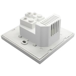 Image 4 - 2A デュアル USB ポート壁の充電器アダプタ充電壁の充電器アダプタ EU プラグ 86 AC 電気電源ソケット電源コンセント白