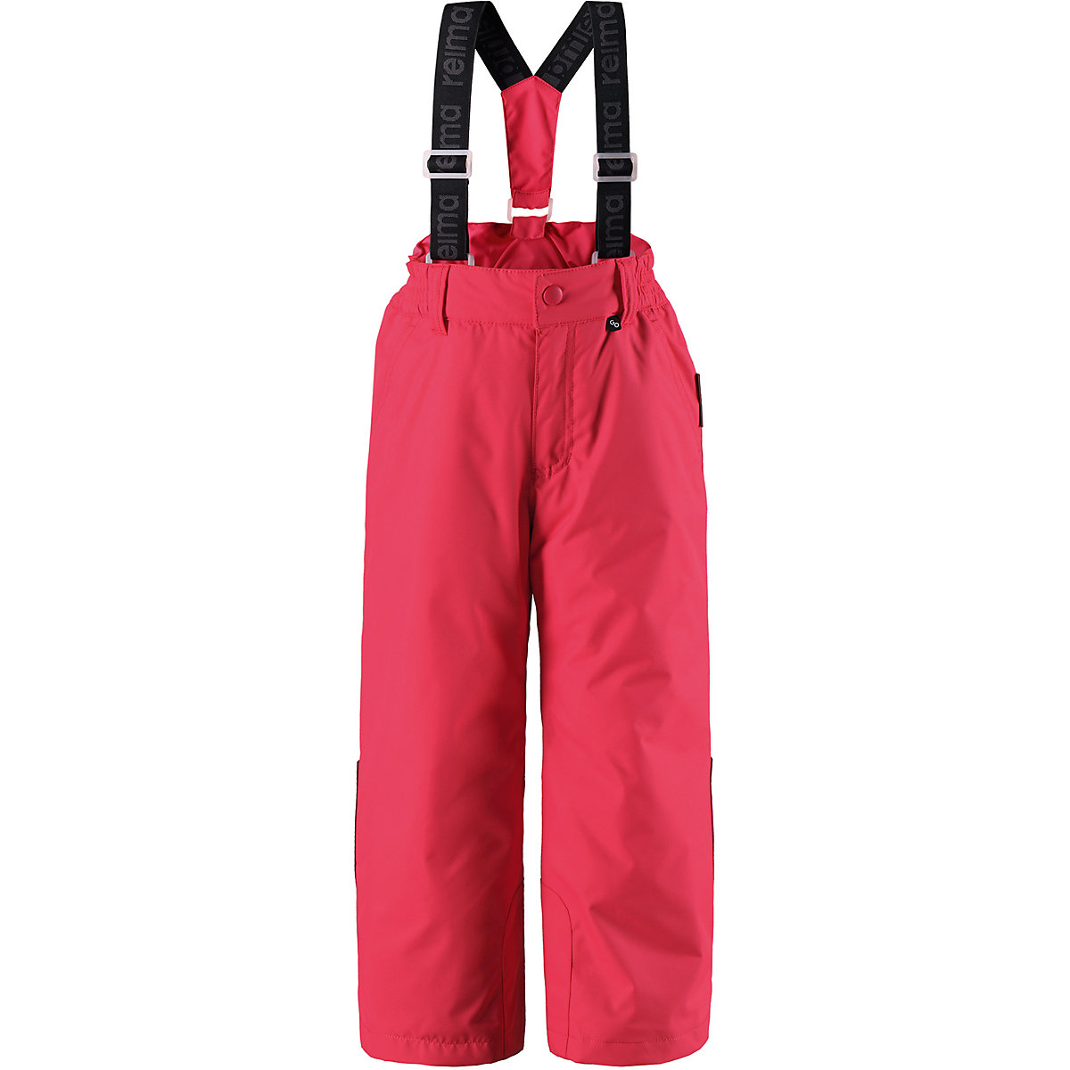 REIMA Pants 8688797 For girls warm Polyester winter girl children clothing outto outdoor sports waterproof polyester pants for men khaki black xl