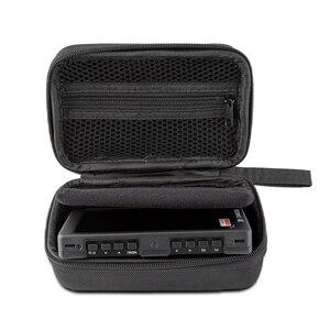 Image 3 - Feelworld ポータブルハンドバッグ F5 FW568 F570 F6 フィールドカメラモニターブラック写真機器用のキャリングケースモニター