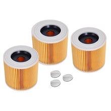 Filtr z wkładem dla Karcher WD2200 WD2210 WD2240 na mokro i na sucho odkurzacze