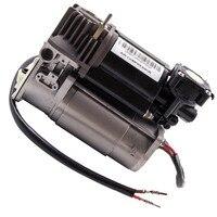 New Air Suspension Compressor Pump for Land Rover Range Rover 2003 2005 LR006201 RQL000014 RQB000190