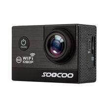 SOOCOO C20 WIFI 1080P Full HD Action Camera Sports HD DV Waterproof 170 Wide Angle Cam