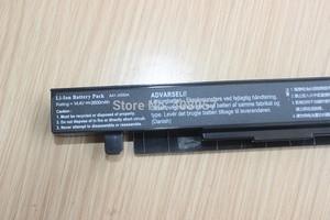 Image 4 - HSW 4 תא מחשב נייד סוללה עבור Asus A41 X550 A41 X550A X550 A450 A550 F450 F550 F552 K450 K550 P450 P550 R409 r510 X450 X550C X452