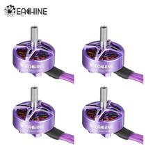 Original 4 piezas Eachine mago X220HV 2306 1650KV 3-6 S Motor Brushless para FPV Racing RC Drone Quadcopter los modelos de repuesto(China)