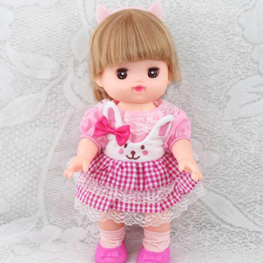 MagiDeal Handmade Girl Doll Tube Dresses for 1//4 BJD Doll Dress up Accessory