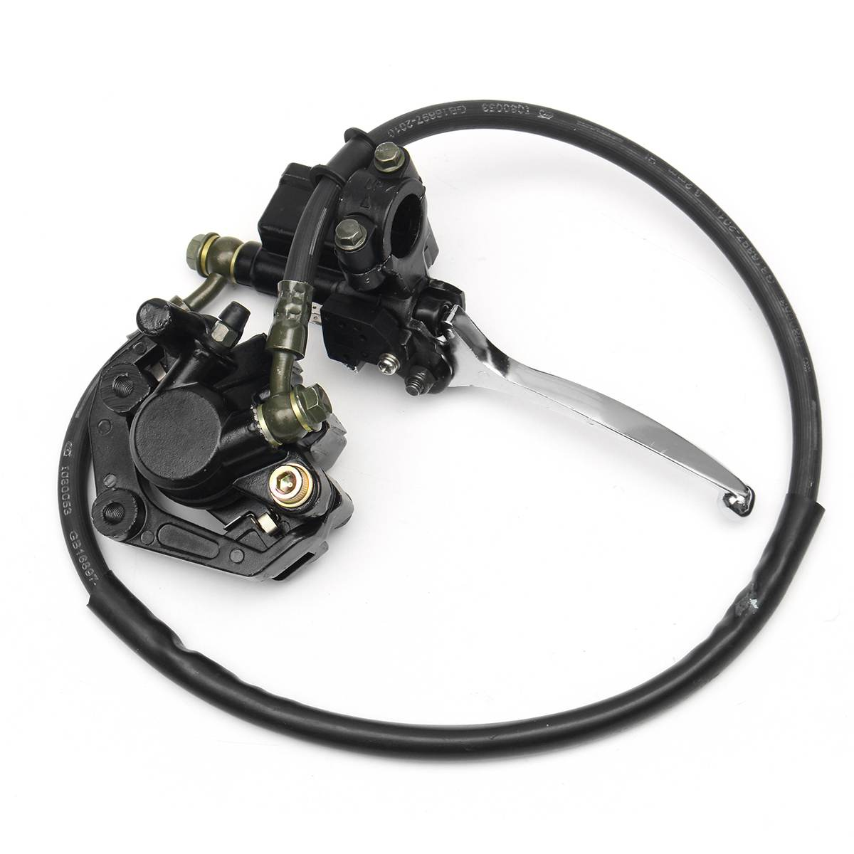 Hydraulic-Caliper-Brake-Assembly Bikes 125cc Dirt-Pit Universal Motorcycle 70cc 50cc title=