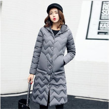 Autumn Winter Women Down Jacket White Duck Lightweight Parkas Female Warm Slim Thin Short Coat Plus Size