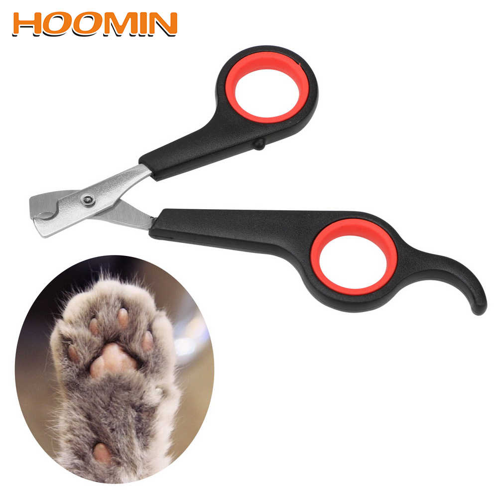 Cat Dog Grooming Nail Clippers Puppy Nail Clipper Trimmer Cutter Dogs Cats Claw Nail Scissors Pet Toe Care Stainless Steel