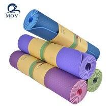 1830*610*6 мм ТПЭ Коврик для йоги от производителя начинающих