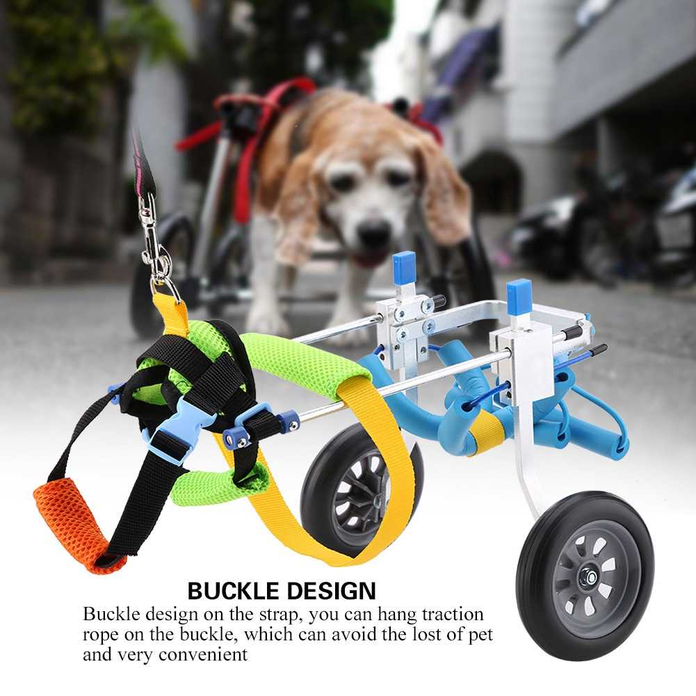 Detail Feedback Questions about Pet Wheelchair Disabled Dog