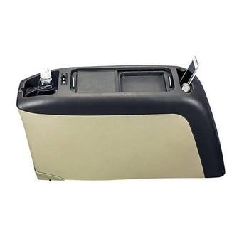 Soporte de brazo de coche con diseño de coche Modificación de modificación de protector de automóvil molduras caja de reposabrazos 09 10 11 12 13 14 17 para Buick GL8