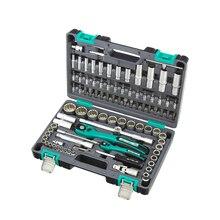 Набор ручных инструментов STELS 14118 12 гранные головки, 94 предмета