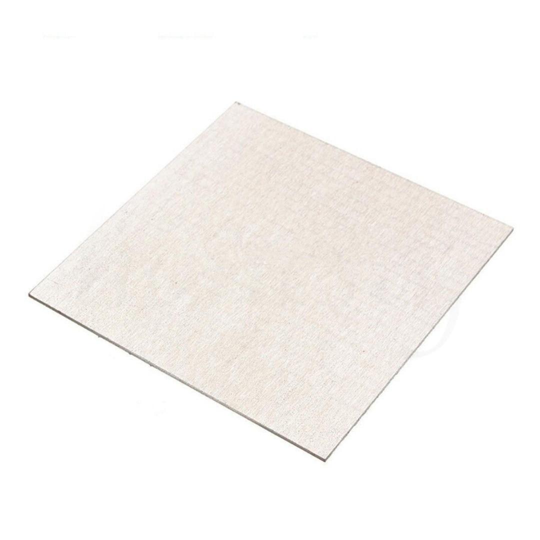 1pcs Magnesium Alloy AZ31B Plate Sheet 2mm x 100mm x 100mm